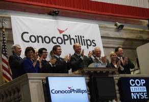 ConocoPhillips Quarterly Profit Up On Asset Sale