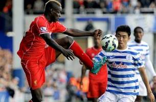 Rodgers stands up for misfiring Liverpool striker Balotelli