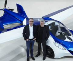 AeroMobil 3.0: The Most Beatiful Flying Car has been Unveiled