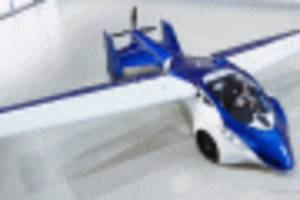 Aeromobil Flying Car Takes To The Skies: Video